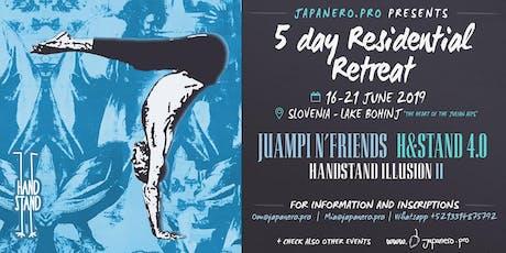 Handstand Illusion 2 biglietti