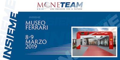 MoneTeam 2019 - Una squadra per il futuro