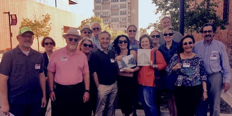Architecture on the Move Summer Walking Tours of Downtown Des Moines tickets