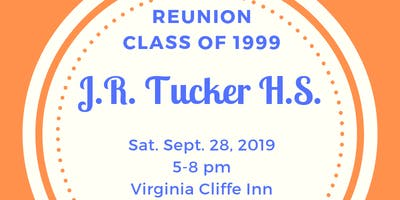 JR Tucker class of '99 20 year Reunion