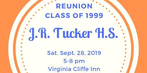 JR Tucker class of '99 20 year Reunion