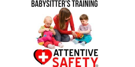 Babysitter's Training tickets