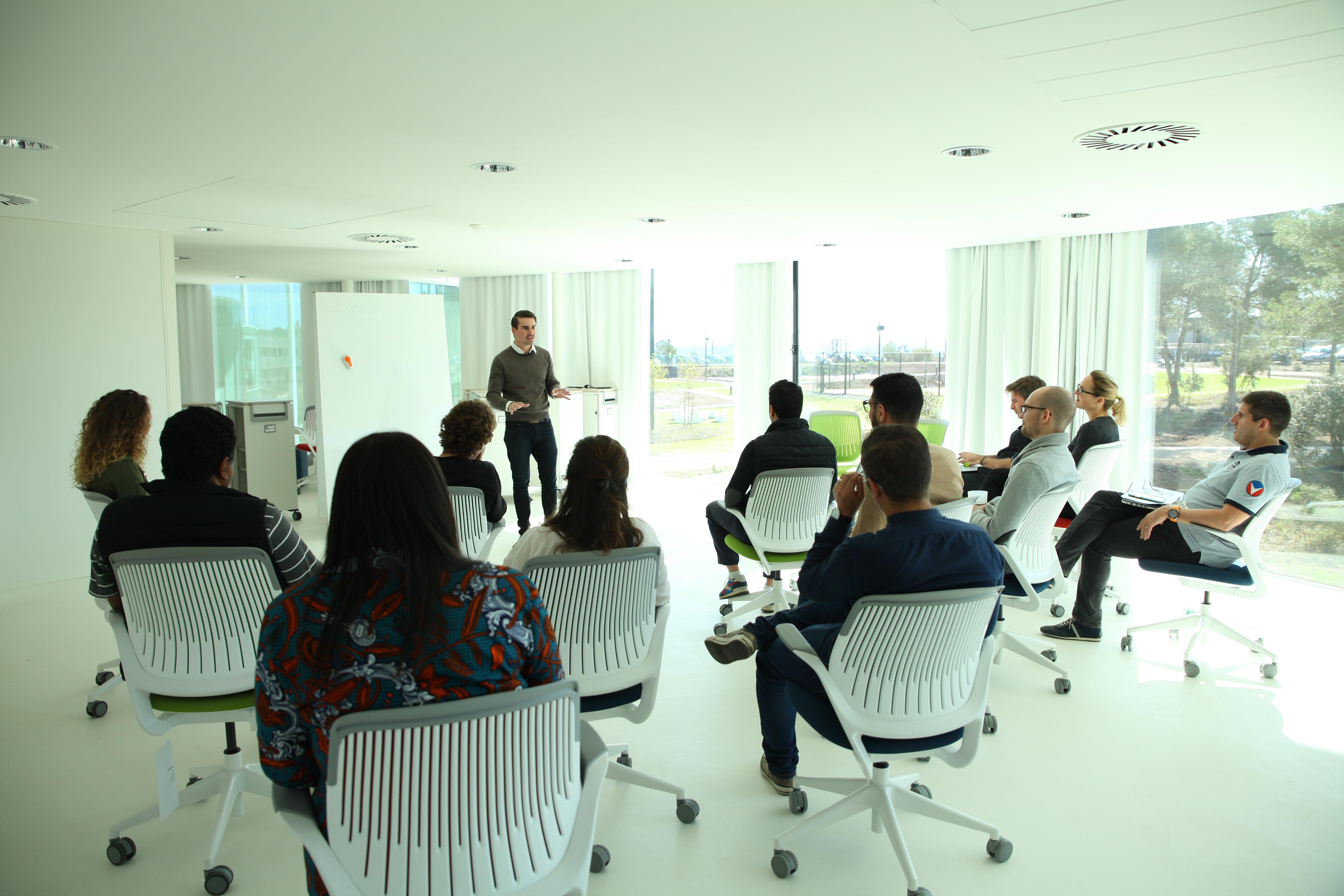 Public Speaking Workshop TASTER
