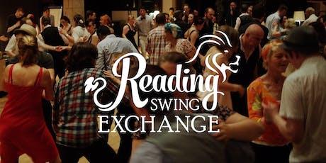 Reading Swing Exchange 2019 tickets