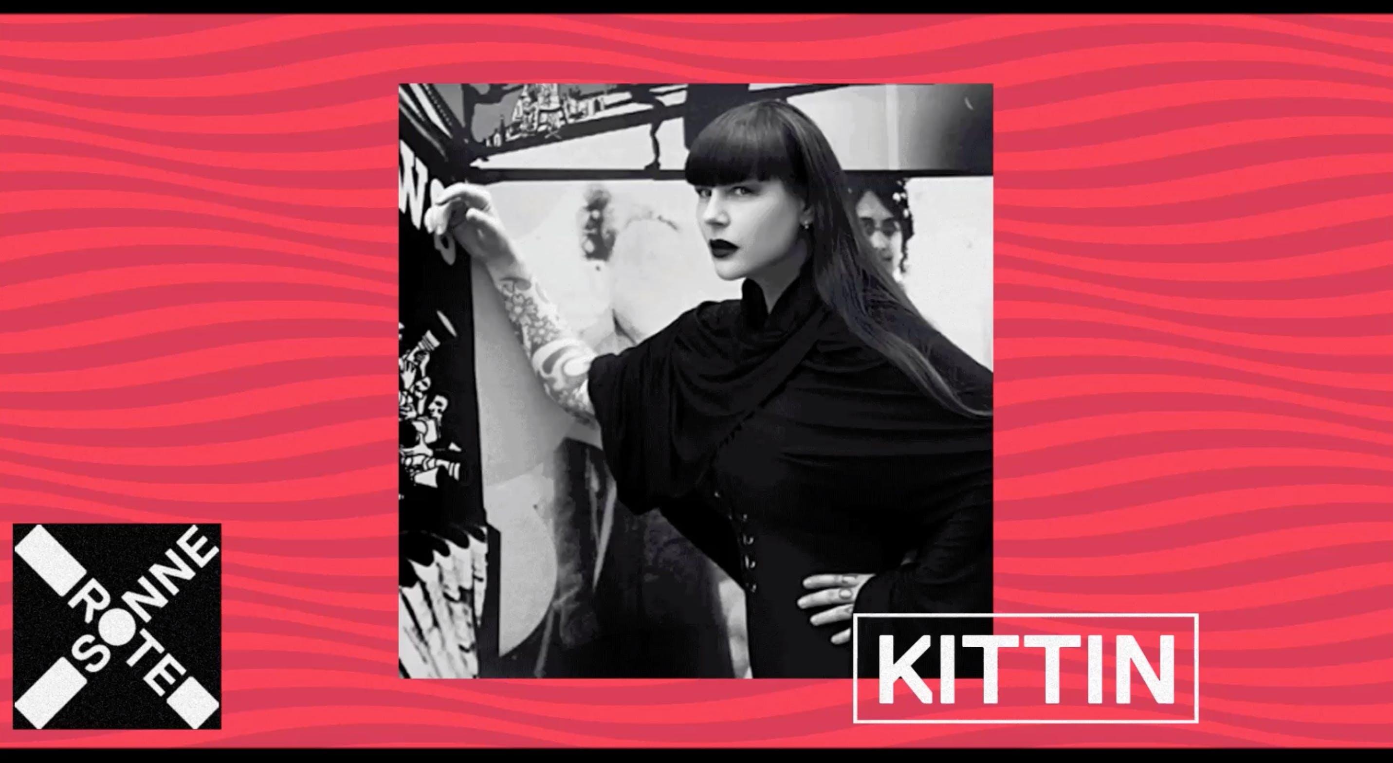 Kittin | at Rote Sonne