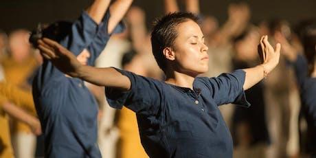 Yoga pour débutants tickets