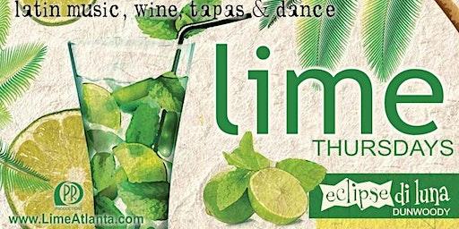 LIME Thursdays at Eclipse Di Luna Dunwoody