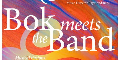 The Edmonton Winds Present: Bok Meets the Band!