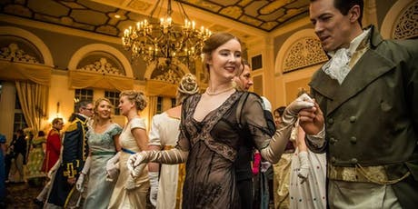 Pride & Prejudice Michaelmas Ball, Edmonton 2019 tickets