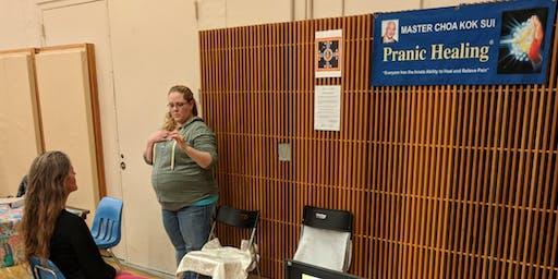 Free Community Pranic Healing Night - Bellevue
