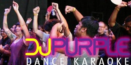 Dance Karaoke Thursdays with DJ Purple tickets