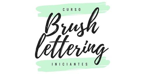 Curso de Brush Lettering para Iniciantes - Vitória/ES