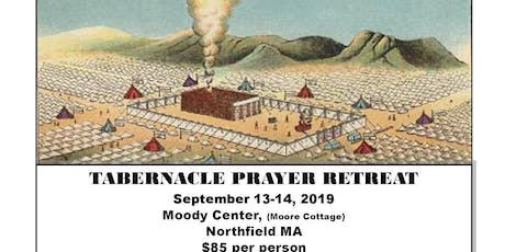 TABERNACLE PRAYER RETREAT tickets