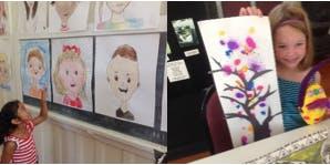 Summer Art Camp: Week 2 - Full Day