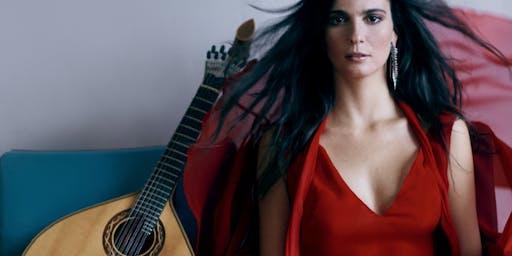 MARTA PEREIRA DA COSTA音乐会:葡萄牙吉他的女性灵魂