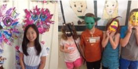 Summer Art Camp: Week 4 - HALF DAY