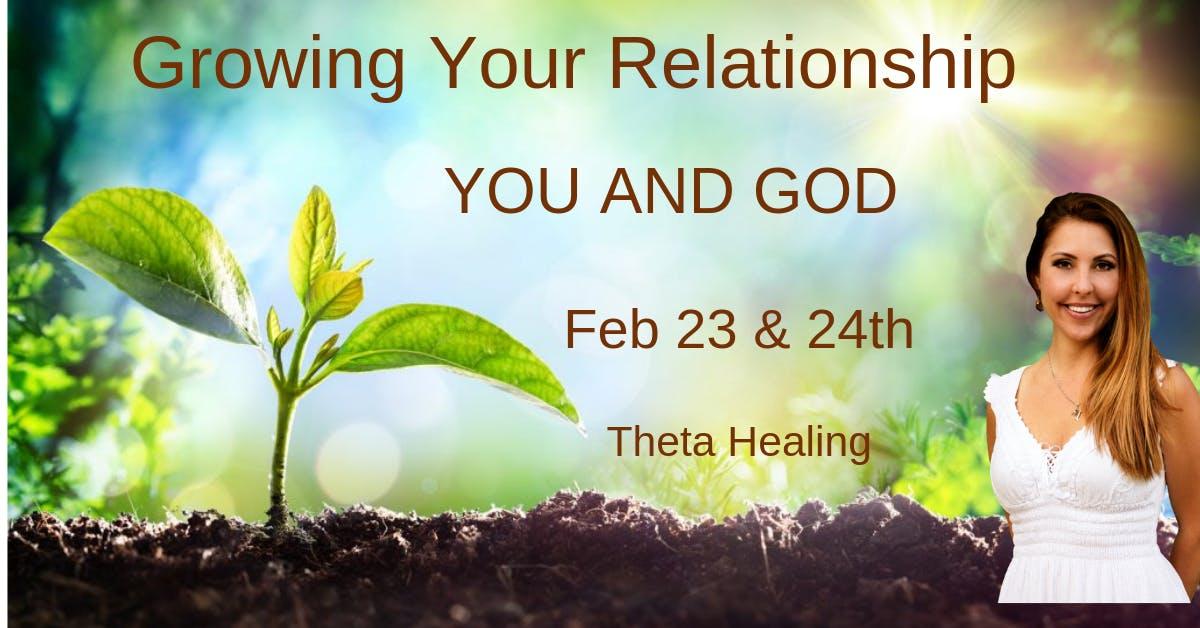 Theta Healing Seminar: You and God