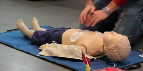 CPR Class with American Heart Association Certification tickets
