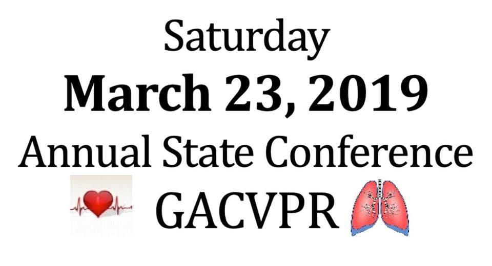 GACVPR 2019 Conference