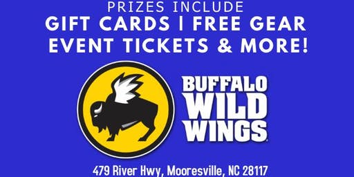 MUSIC BINGO! at BUFFALO WILD WINGS - Mooresville