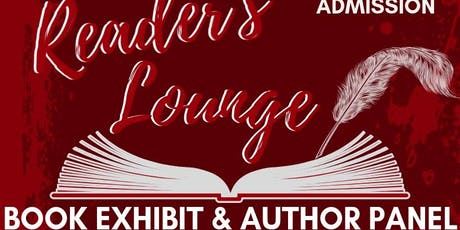 Reader's Lounge Book Exhibit & Author Panel-Lake Charles, Louisiana tickets