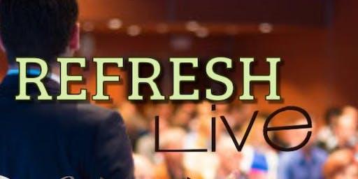 Refresh Live