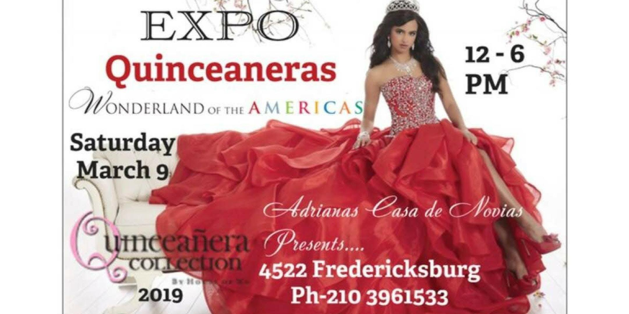 Expo Quinceaneras & Sweet 16