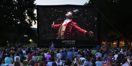 The Greatest Showman Outdoor Cinema Sing-A-Long at Wollaton Hall
