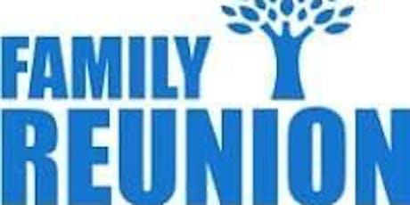 2019 SAMUEL FAMILY REUNION tickets