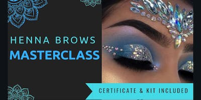 ✨BROW HENNA CERTIFICATION!✨INCLUDES FULL KIT FOR 80 CLIENTS!!! - BRAMPTON