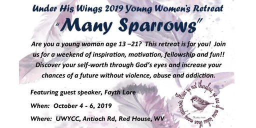 Many Sparrows Young Women's retreat