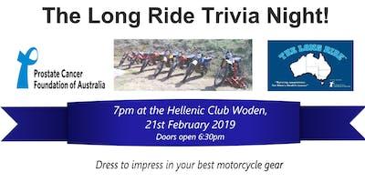 The Long Ride Trivia Night