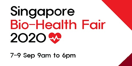 Singapore Bio-Healthcare Fair 2020 tickets