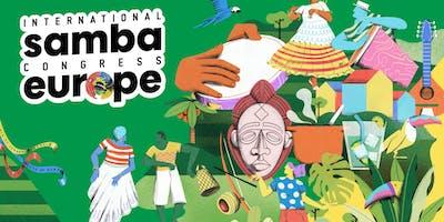 International Samba Congress Europe 2019