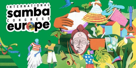 International Samba Congress Europe 2019 tickets