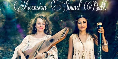Ascension Sound Bath tickets