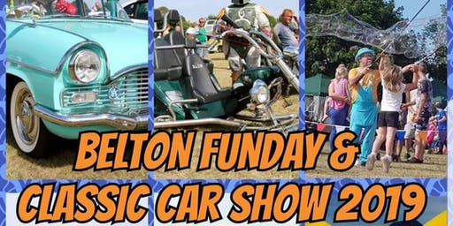 Belton Funday and Classic Car Show 2019