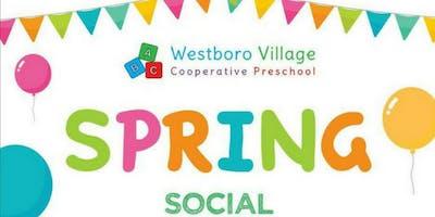 WVCP SPRING SOCIAL