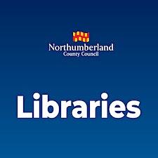 Northumberland Libraries logo