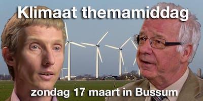 Klimaat themamiddag met Marcel Crok en Kees de Lange