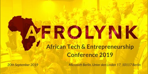 Afrolynk Conference 2019