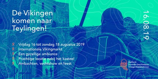 De Vikingen komen! 2019