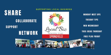 Local Biz Networking Group - Springfield Ignite tickets