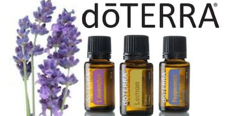 doTERRA Essential Oils Education Class tickets