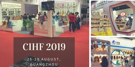 China International Hair Fair 2019 tickets