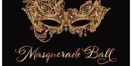 Wings Charity Masquerade Ball tickets