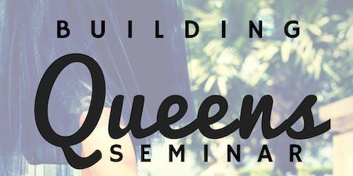 2nd Annual Building Queens Seminar & High Tea
