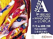 MASS ARTESANIA - Mercado de Artesanía en Semana Santa de Lorca logo