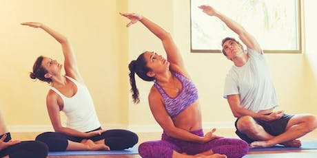 Yin & Vinyasa Yoga Flow - 70-minutes Balanced Yoga Practice tickets