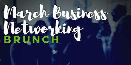 Business Networking Brunch - Business Development 101 tickets